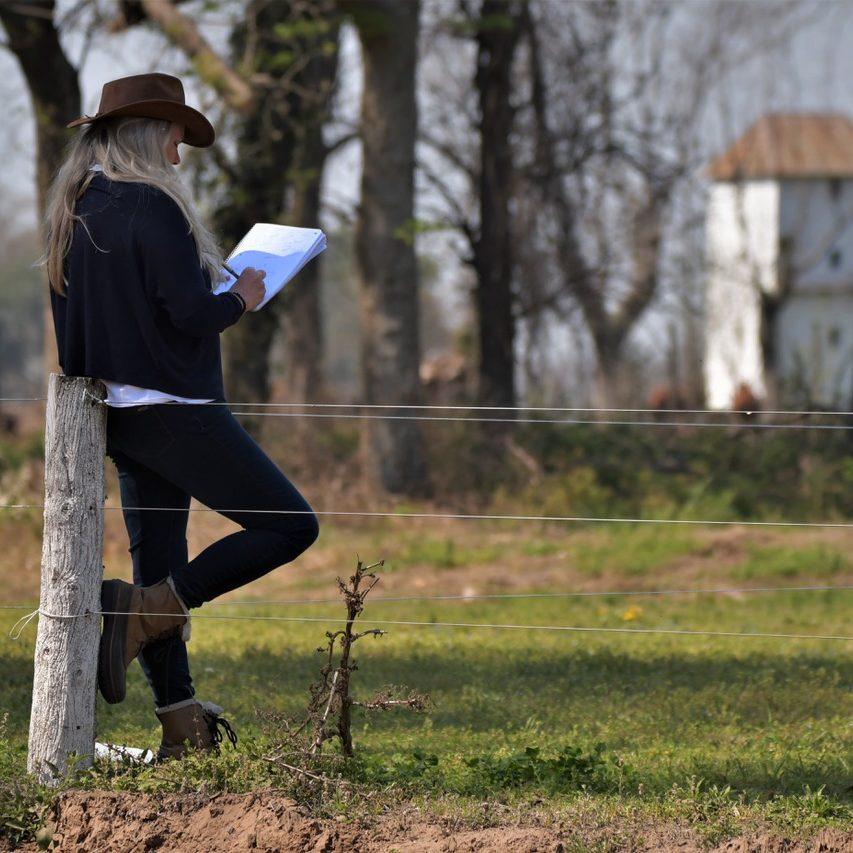 Nadine Bell - Coaching con caballos